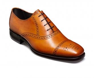 Barker Shoes - Flynn Cedar - SS16