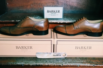 Barker Shoes SS16