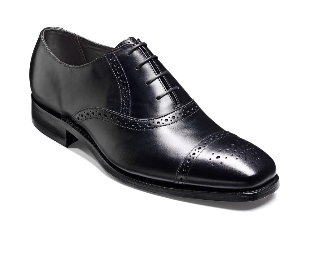 Barker Shoes Flynn Black