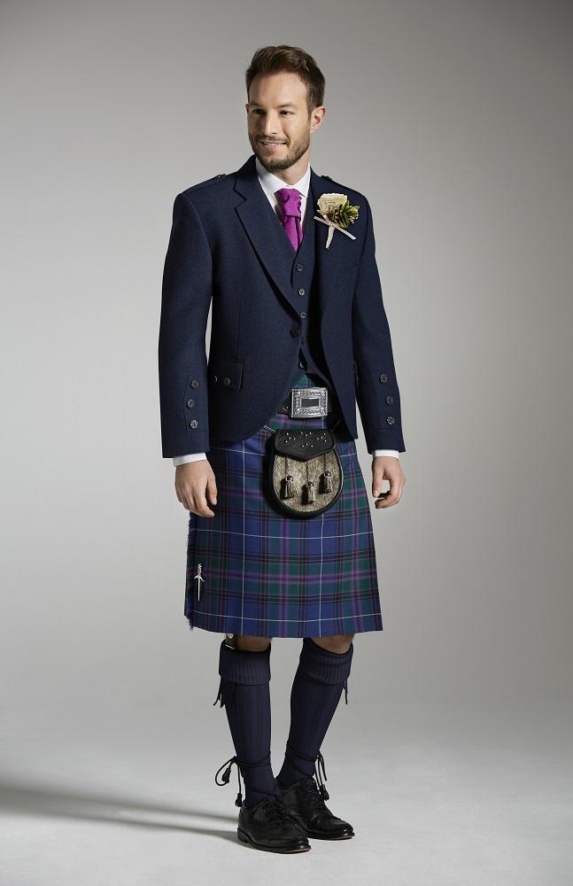 Full Highland Dress