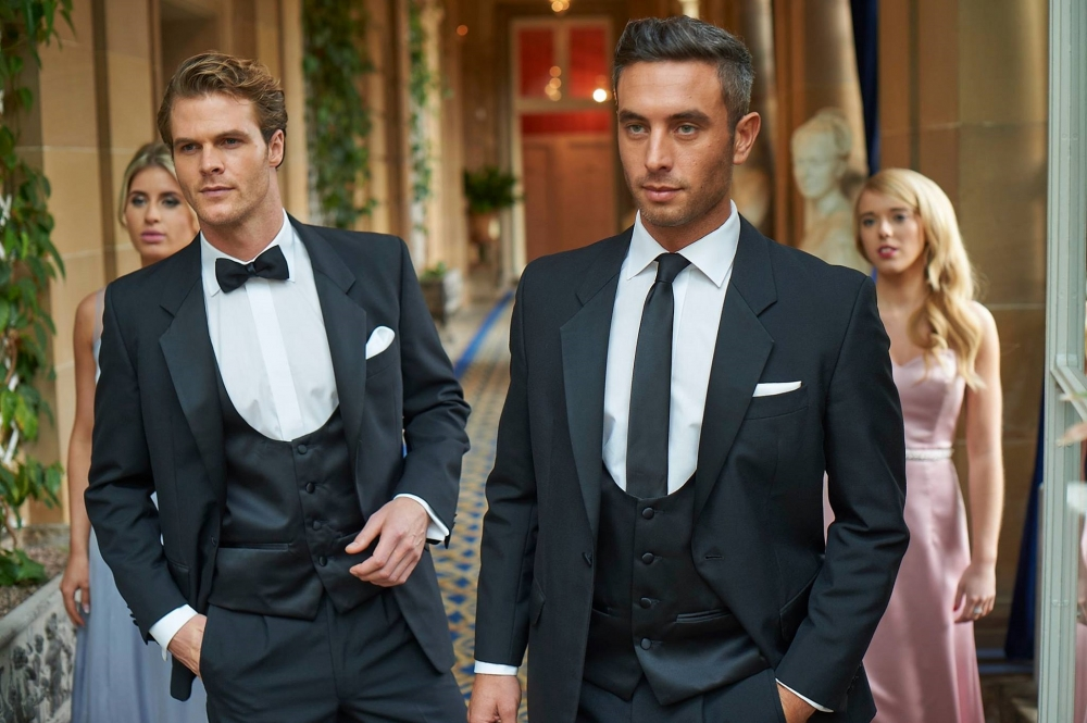 Dinner Jacket For Wedding Peter Posh Ss16